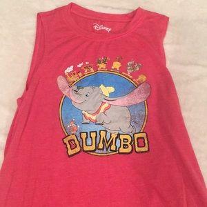 Red Dumbo Tanktop